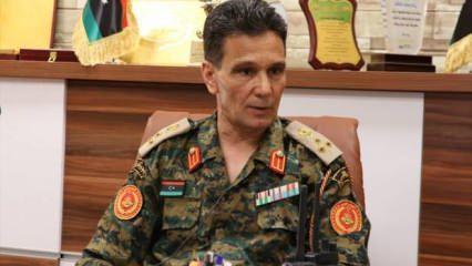 Libyalı komutan resti çekti: Sirte bizim kırmızı çizgimizdir