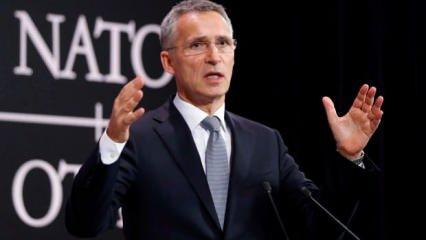 NATO'dan çok çarpıcı Libya açıklaması: Son derece endişeliyiz