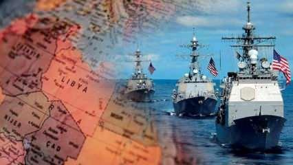 Rusya'dan ABD'ye son dakika Libya çağrısı