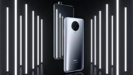 Xiaomi POCO F2 Pro Türkiye'de satışa sunuldu