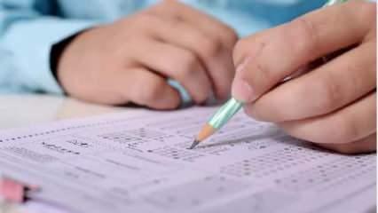 YKS öncesi ve sınav sırasında neler yapılmalı?