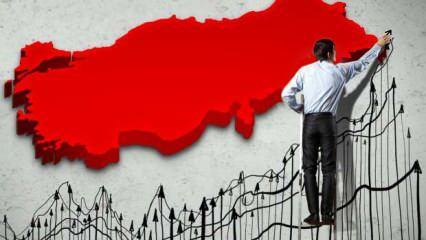 Dikkat çeken Türkiye sözleri: Pandemiye rağmen yüzde 27 arttı
