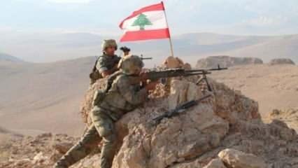 Türkiye'den yardım! Lübnan Ordusuna hibe edildi