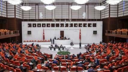 AK Parti, MHP ve CHP desteklemişti! Teklif yasalaştı