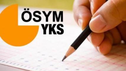 AYM'den son dakika YKS kararı