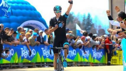 Belaruslu bisikletçi Siutsou'ya 4 yıl men cezası