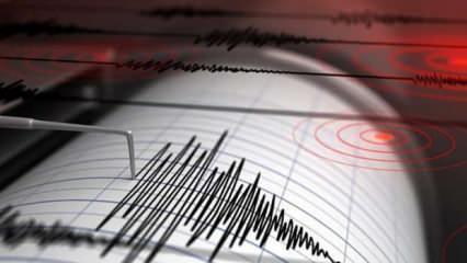 Son dakika: Muğla Marmaris'te korkutan deprem: İzmir, Antalya ve Denizli'de de hissedildi!