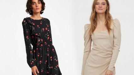 Davetlere özel en şık gece elbiseleri 2020