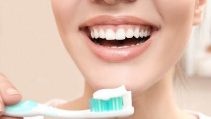 Diş fırçalama nasıl olmalıdır? İşte uzmanında doğru diş fırçalama tekniği