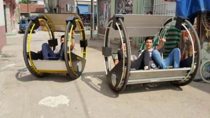 Elektrikli araç 'Hacıyatmaz'a sipariş yağıyor!