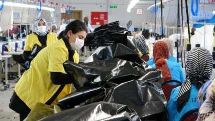 Erzurum'da üretiliyor, Avrupa'ya ihraç ediliyor