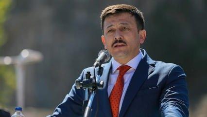 """AK Parti'li Hamza Dağ'dan İzmir'e """"sağlık teknoparkı"""" müjdesi"""