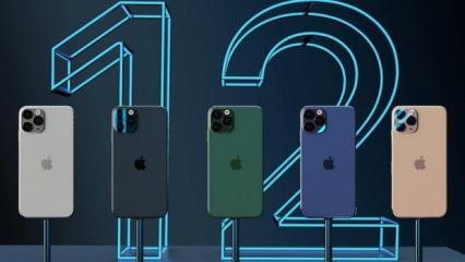 iPhone 12 hakkında iki yeni iddia