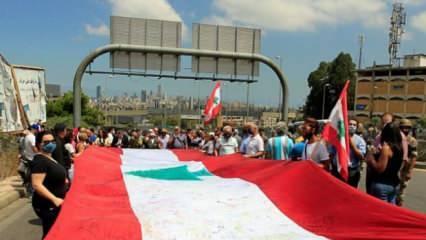 Lübnan'da 'ekmek' krizi