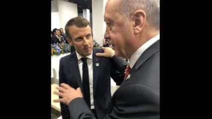 Macron'dan skandal Libya açıklaması! Türkiye ve Erdoğan'a tepki, Sisi'ye destek