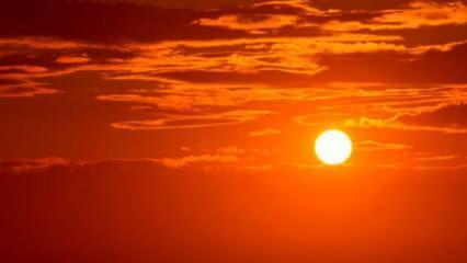 Rüyada güneş görmek ne anlam gelir? Rüyada güneşin doğduğunu görmek hayırlı mıdır?