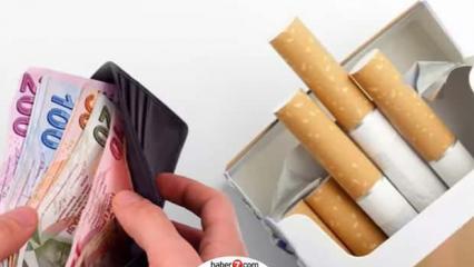 Sigaraya zam gelecek mi? 26 Haziran güncel sigara fiyatları ne kadar oldu?