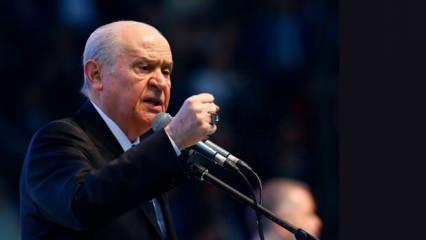 Son dakika haberi: MHP lideri Bahçeli TBMM Başkanı seçimi için kararını açıkladı