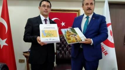 BBP'nin TBMM başkanlık seçimindeki desteklediği aday: Mustafa Şentop