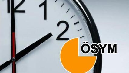 AYT sınavı ne kadar sürecek?  AYT  saat kaçta bitecek?