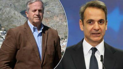 Yunan belediye başkanından Miçotakis'e, insanlığa sığmayan Türkiye teklifi