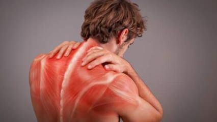 Kas ağrısı neden olur? Şiddetli kas ağrısına ne iyi gelir? Egzersiz önerileri...