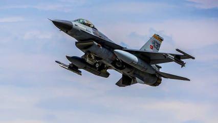 Yunanistan'ın yeni provokasyona Türkiye'den gözdağı! Türk jetleri peş peşe havalandı