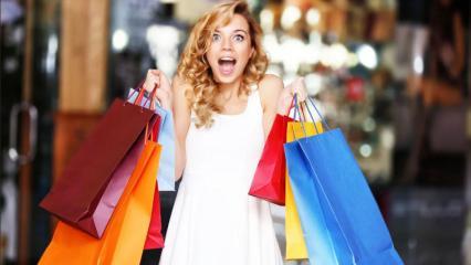 Alışveriş sırasında tasarruf etmenizi sağlayacak yöntemler
