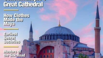 ABD'li dergiden skandal İstanbul ve Ayasofya ifadesi