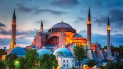 Aysofya için karar günü! Tüm Türkiye merakla bekliyor