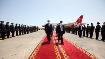 Bakan Akar'dan Libya'ya çıkarma! Sıcak bölgede önemli saatler
