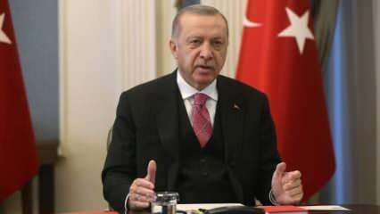 Cumhurbaşkanı Erdoğan'dan İstanbul Sözleşmesi talimatı: Halk istiyorsa kaldırın