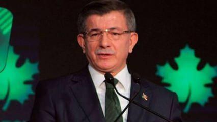 Davutoğlu'na üniversite üzerinden tepki: Erdoğan'ı nasıl devirebilirimin hesabını yapma