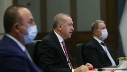 Erdoğan, Putin ve Ruhani'nin katıldığı Astana Zirvesi sona erdi
