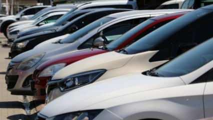 2. el araç fiyatlarının düşeceği tarih açıklandı
