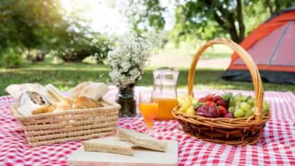 İstanbul'da piknik yapılacak en güzel ve en güvenli yerler