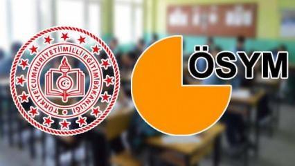 LGS ve YKS sınav sonuçları: ÖSYM ve MEB öğrenciler için sınav takvimini yayımladı!