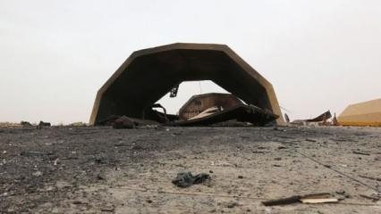 Libya'da kimliği belirsiz uçaklar saldırı düzenledi! Türkiye'den son dakika açıklaması