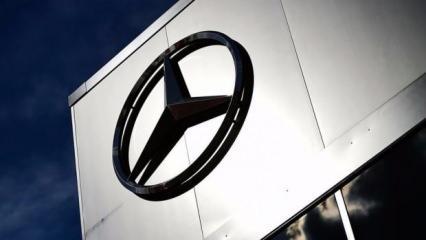 Mercedes'ten 'Siyah' sürprizi! Fotoğraflar yayınlandı