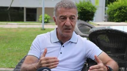 """Ahmet Ağaoğlu: """"Onayımız olmadan transfer olmaz"""""""