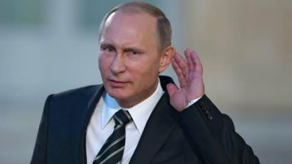 Rusya'da referandumun resmi sonuçları açıklandı! 'Putin ömür boyu başkan'