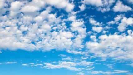 Rüyada gökyüzü görmek neye işarettir? Rüyada gökyüzüne bakmak ne demek?