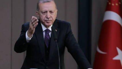 Son dakika: Erdoğan'dan çok sert açıklama: Kalbi kararmış alçaklar!
