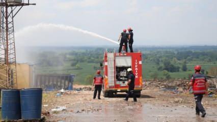 Son dakika haberi: Sakarya'daki havai fişek fabrikasındaki patlamayla ilgili 3 gözaltı