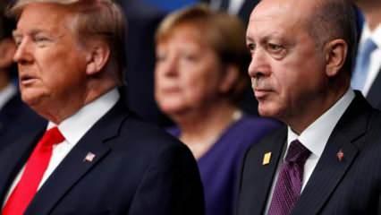 Trump, Erdoğan'dan talimat alıyor