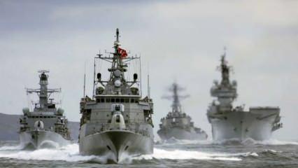 Son dakika: Türkiye Doğu Akdeniz'de yeni NAVTEX ilan etti