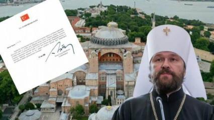 Ayasofya kararı tüm Hristiyanlığın yüzüne bir tokat