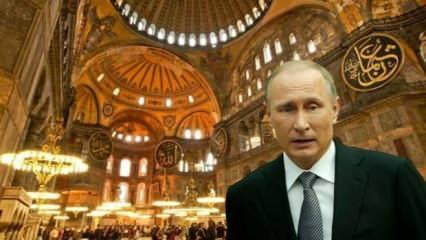 Rus Meclisi'nden TBMM'ye Ayasofya çağrısı! Atatürk göndermesi