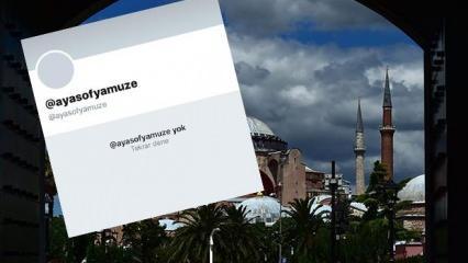 Ayasofya Müzesi değil 'Ayasofya-i̇ Kebir Camii'