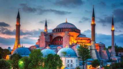 Ayasofya Camii'nin imamı kim olacak? Herkesin merak ettiği soru yanıt buldu